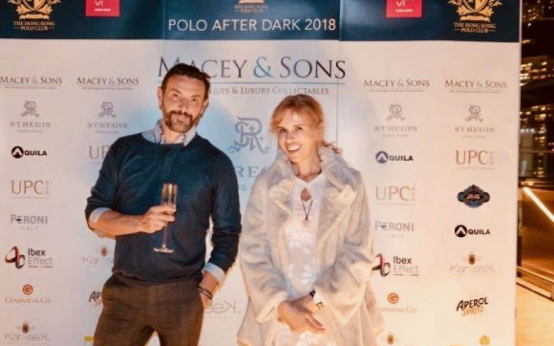 Philippe Joly - Polo After Dark 2018 Party